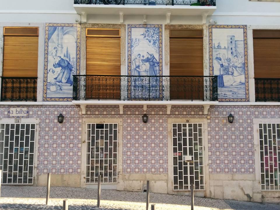 Azulejos di lisbona alla scoperta delle facciate più belle