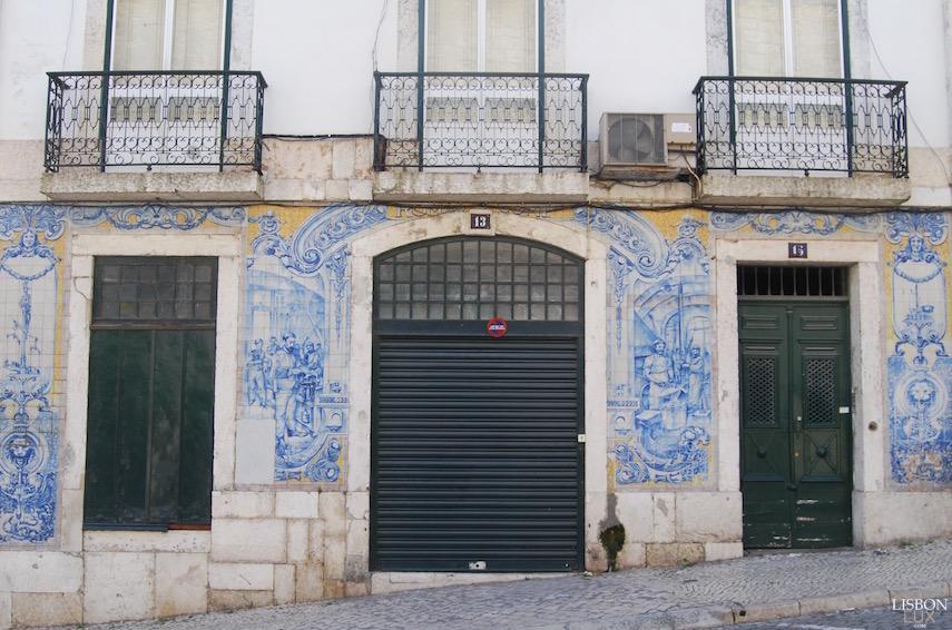 Azulejos di lisbona alla scoperta delle 10 facciate pi belle - Azulejos para fachadas ...