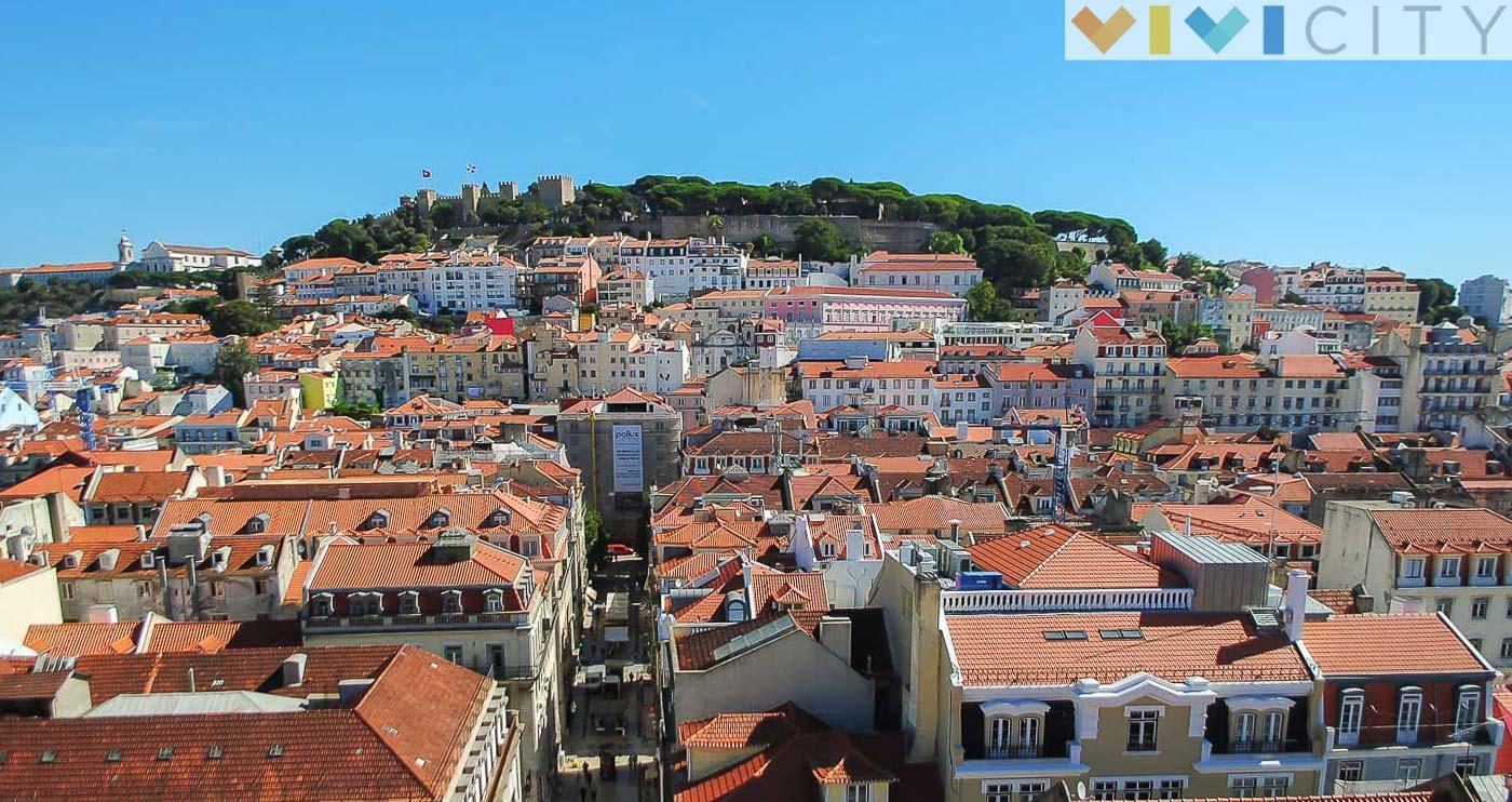 Hotel Santa Justa Lisbona